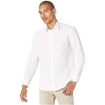 Selected Homme Linen Long Sleeve Shirt