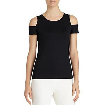 Lafayette 148 New York Cold-Shoulder Top