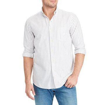Chaps Men's Big & Tall Cotton Oxford Shirt - -