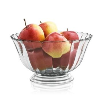Martha Stewart Collection Glass Serving Bowl, Created For Macy's