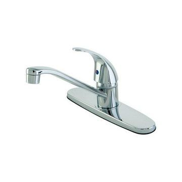 Kingston Brass Legacy Single Handle Kitchen Faucet