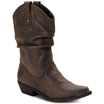 American Rag Womens Kallie Pointed Toe Mid-Calf Fashion