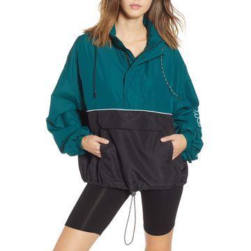 IVY PARK(R) Colorblock Half Zip Pullover
