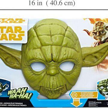 Star Wars - The Empire Strikes Back Yoda Electronic Mask