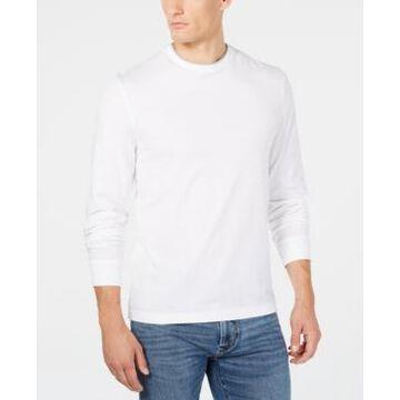 Club Room Men's Doubler Crewneck T-Shirt, Created for Macy's