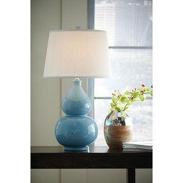 Signature Design by Ashley Saffi Ceramic Table Lamp