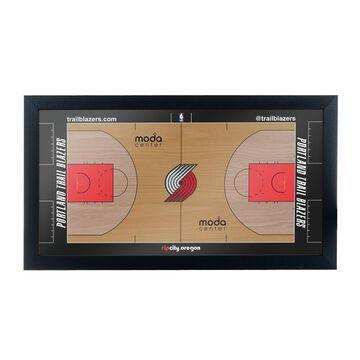 Trademark Gameroom Mirrors 26-in L x 0.75-in W Multiple Framed Wall Mirror | NBA1575-PTB