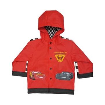 Western Chief Little and Big Boy's Lightning McQueen Rain Coat