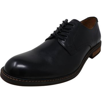 Vionic Men's Bowery Graham Leather Ankle-High Oxford