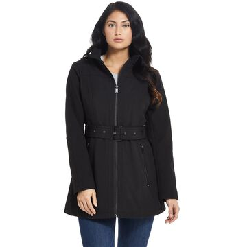 Women's Gallery Belted Soft Shell Jacket