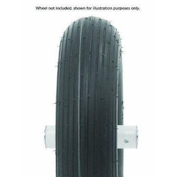 ''Oregon 58-013 480/400-8 Wheelbarrow Rib Tread Tubeless Tire 4-Ply, New, Free Shi''
