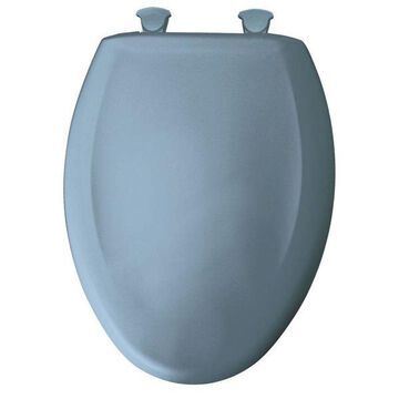 Bemis, Toilet Seat, Glacier Blue, 3