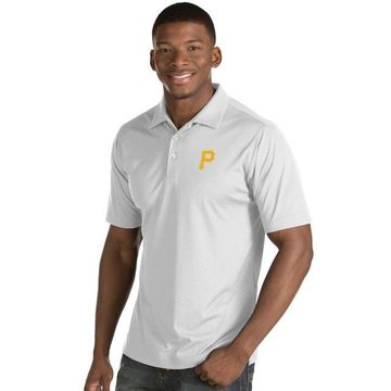 Men's Antigua Pittsburgh Pirates Inspire Polo