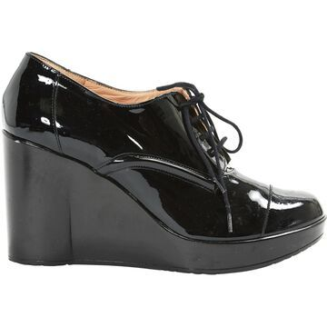 Robert Clergerie Black Patent leather Mules & Clogs