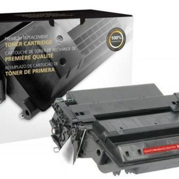 Clover Remanufactured High Yield MICR Toner Cartridge for HP Q7551X 114804P