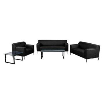 Flash Furniture Black Set