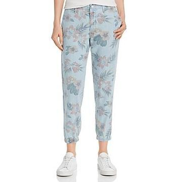 Mother The Misfit Tropical Jogger Pants