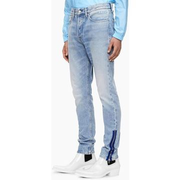 Calvin Klein Jeans Mens Skinny Jeans Denim