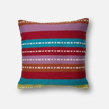 DSETP0212ML00PIL3 22 x 22 in. Indoor & Outdoor Down Insert Decorative Pillow - Multi