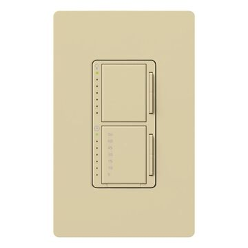 Lutron Maestro In-Wall Countdown Lighting Timer in Brown | MA-L3T251-IV