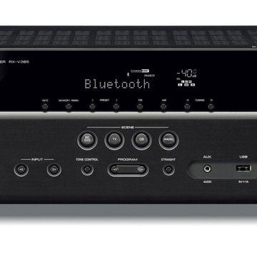 Yamaha Black 5.1 Channel AV Receiver