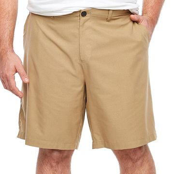 Msx By Michael Strahan Mens Stretch Chino Short - Big and Tall
