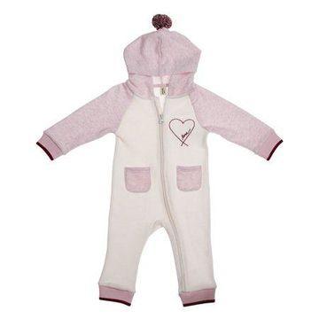 ED Ellen DeGeneres Baby Zip Front Hooded Coverall (Boys & Girls)