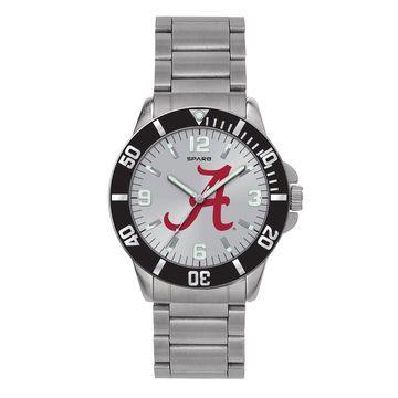 Men's Sparo Alabama Crimson Tide Key Watch