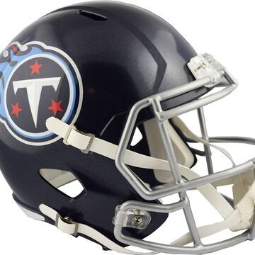 Riddell Tennessee Titans Speed Replica Football Helmet