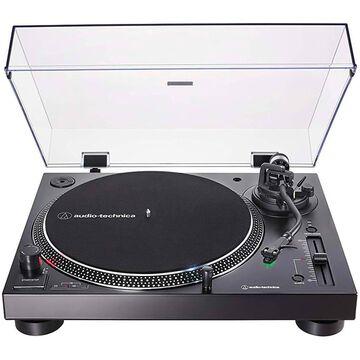 Audio Technica ATLP120XUSBB Direct-Drive Turntable - Black