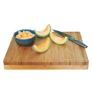 Lipper International Bamboo Over the Edge of Counter Cutting Board