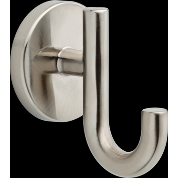 Delta Trinsic Robe Hook, Stainless