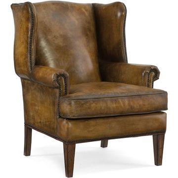 Hooker Furniture Living Room Blakeley Club Chair