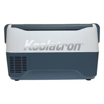 Koolatron SmartKool SK30 Portable Electric Cooler Freezer 32 qt / 30L Bluetooth Enabled 12V DC/110V AC Refrigerator for Travel, Camping, Car, Truck, Boat, RV, Tailgate, BBQ, Hotel