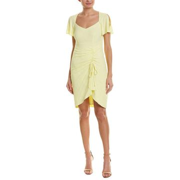 Nanette Lepore Womens Sheath Dress