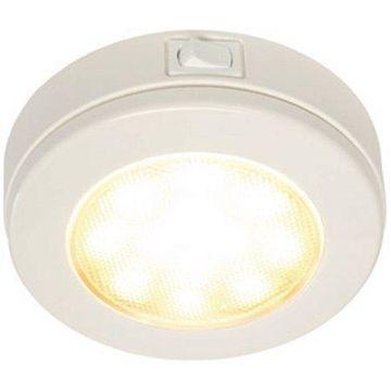Hella - Euroled - 115 Led Downlights-Flush Mount - Warm White - 980828102