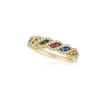 Le Vian Chocolatier Diamond & 14K Yellow Gold Ring