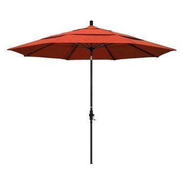Pemberly Row 11' Patio Umbrella in Sunset