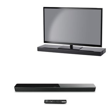 Bose SoundTouch 300 Soundbar with SoundXtra TV Stand