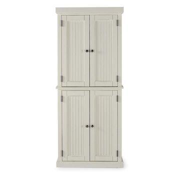 Nantucket 4 Door Pantry - Home Styles