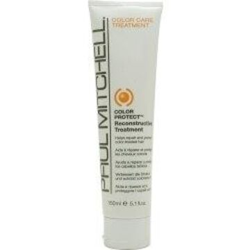 Paul Mitchell By Paul Mitchell Color Protect Reconstructive Treatment 5.1 Oz For Unisex (Package Of 4)