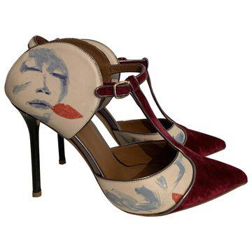 Malone Souliers \N Multicolour Suede Sandals