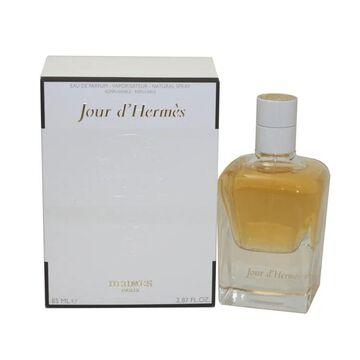Hermes Jour d'Hermes Women's 2.87-ounce Eau de Parfum Refillable Spray - Clear
