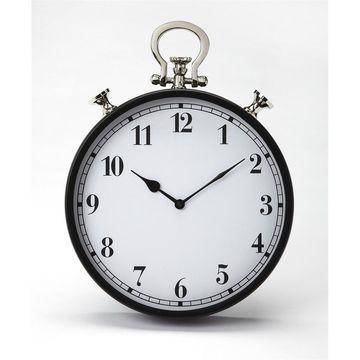 BUTLER OTTAWA ROUND WALL CLOCK