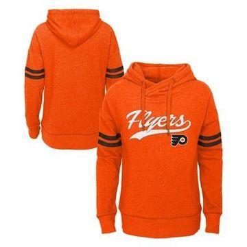 NHL Philadelphia Flyers Girls' OT Fleece Hoodie
