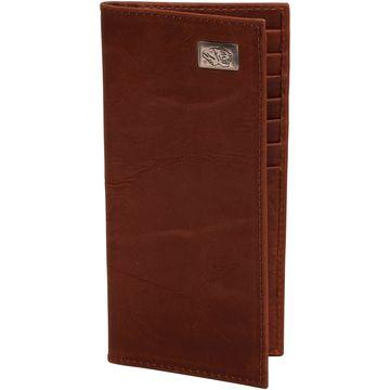 Missouri Tigers Leather Secretary Wallet w/ Concho