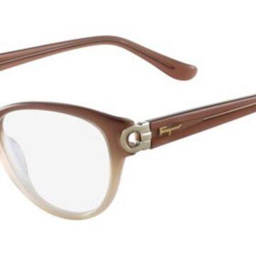 Salvatore Ferragamo SF 2735 267 Womenas Glasses Size 53 - Free Lenses - HSA/FSA Insurance - Blue Light Block Available