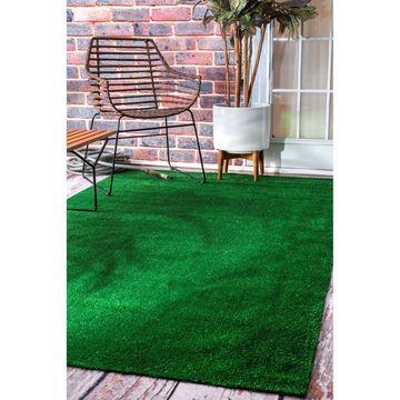 nuLoom Artificial Grass Rug