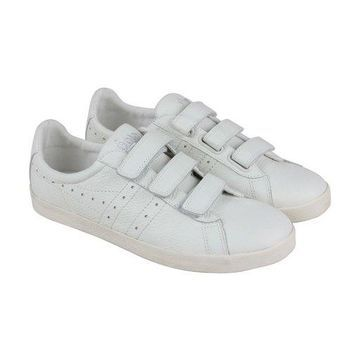 Gola Classics Tourist Off White Mens Strap Sneakers