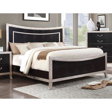 Furniture of America Morgana Panel Bed